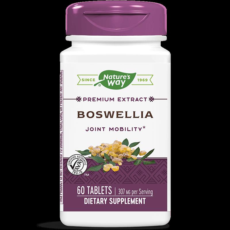 Boswellia/ Босвелия 307 mg х 60 таблетки