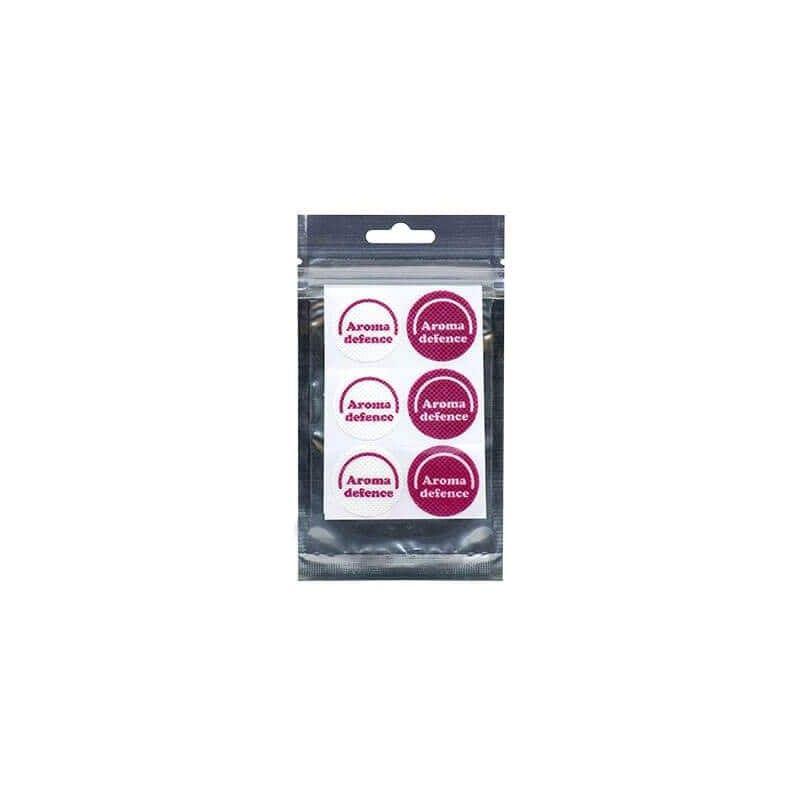 Лепенки с аромат на Цитронела Aroma Defence - 6 бр/оп.  - 1