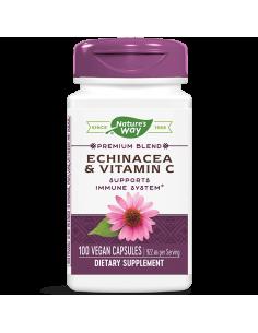 Ехинацея и витамин C 461 mg Nature's Way - 1