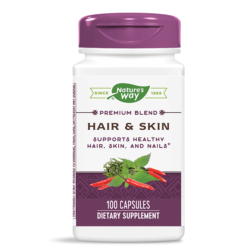 Hair & Skin / Коса и кожа x 100 капсули