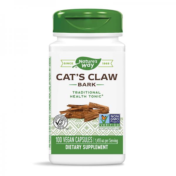Котешки нокът (кора) 485 mg Nature's Way - 1