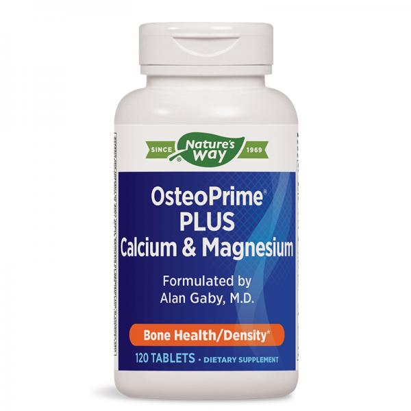 ОстеоПрим Плюс 390 mg х 120 табл. Nature's Way - 1