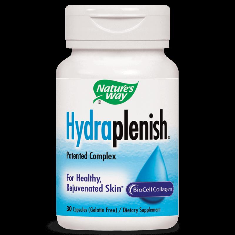 Hydraplenish® BioCell Collagen®/ Хидраплениш® 500 mg x 30 капсули