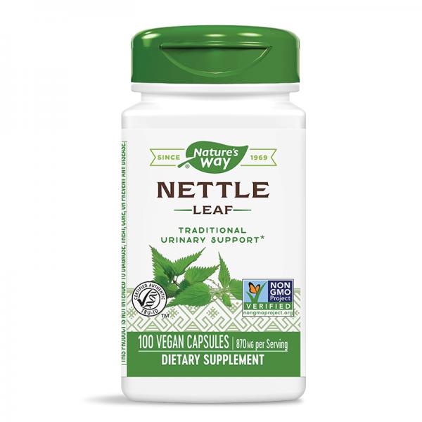 Коприва (лист) 435 mg Nature's Way - 1