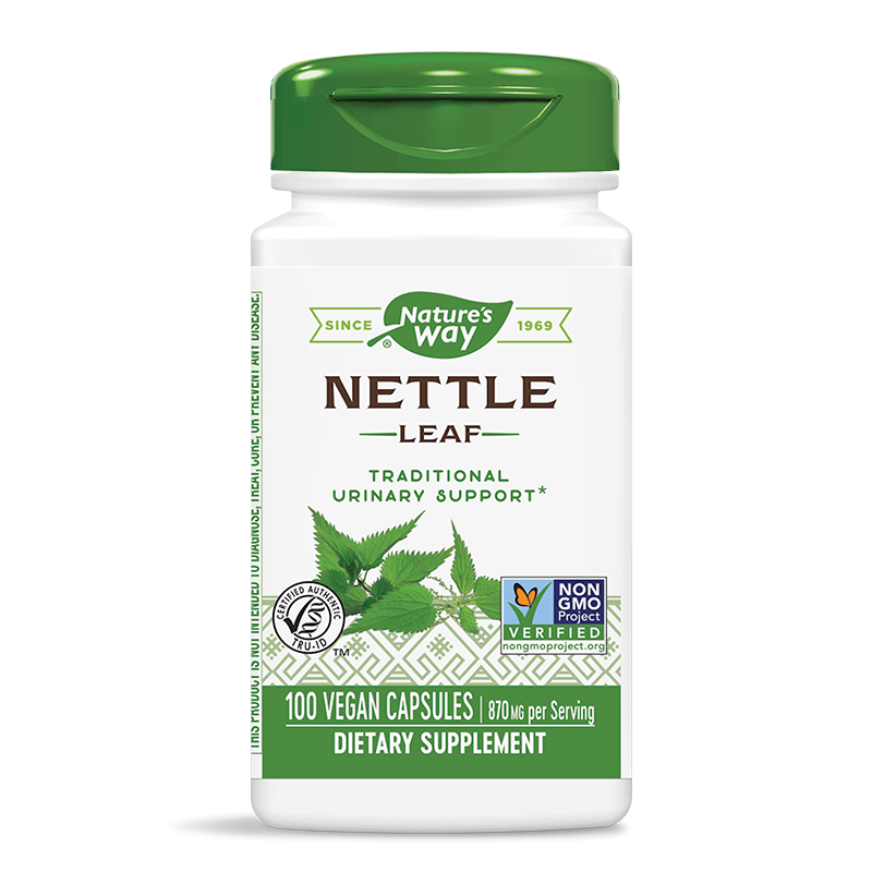 Nettle Leaf/ Коприва (лист) 435 mg х 100 капсули