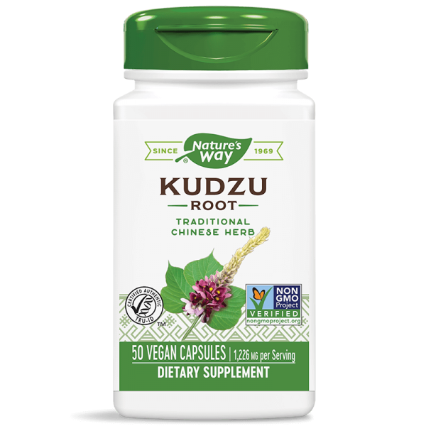 Кудзу (корен) 610 mg Nature's Way - 1