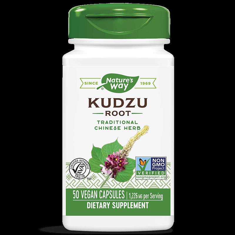 Kudzu Root/ Кудзу (корен) 613 mg х 50 капсули