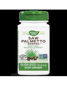Сао палмето (плод) 585 mg x 100 капс. Nature's Way - 1