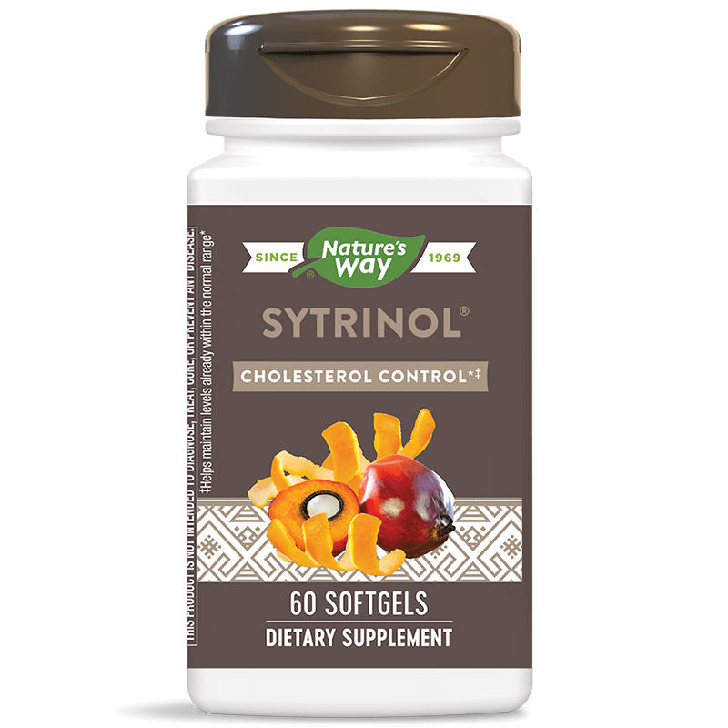 Sytrinol®/ Ситринол® 150 mg х 60 софтгел капсули