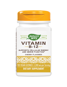 Витамин В12 2000 mcg Nature's Way - 1
