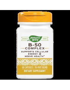 Витамин В50 комплекс Nature's Way - 1