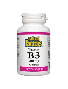 Витамин В3 500 mg Natural Factors - 1