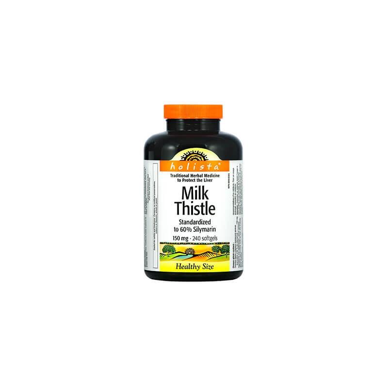 Млечен бодил 150 mg Natural Factors - 1