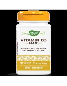 Витамин D3 5000 IU Nature's Way - 1