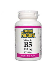 Витамин В3 100 mg Natural Factors - 1