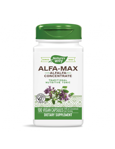 Alfa-Max® Люцерна концентрат 525 mg Nature's Way - 1