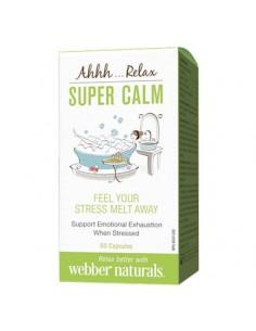 Super Calm (При силна тревожност) 257 mg Webber - 1