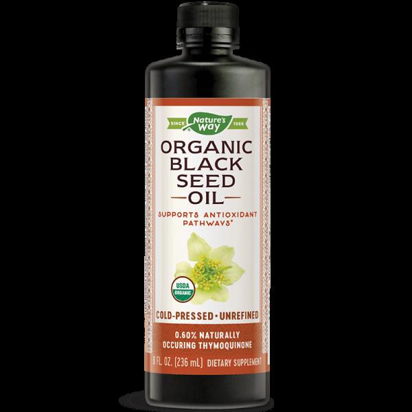 Черен кимион (масло) 235 ml Nature's Way - 1