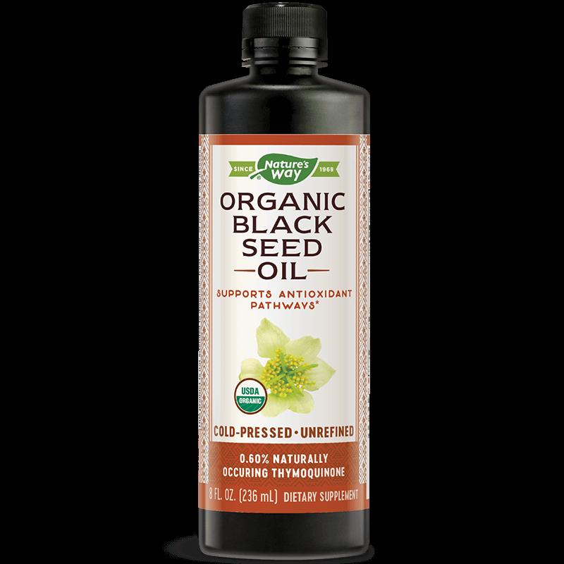 Organic Black Seed Oil/ Черен кимион (масло) 236 ml