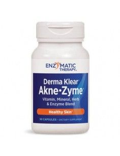 Derma Klear Akne Zyme 380 mg Nature's Way - 1