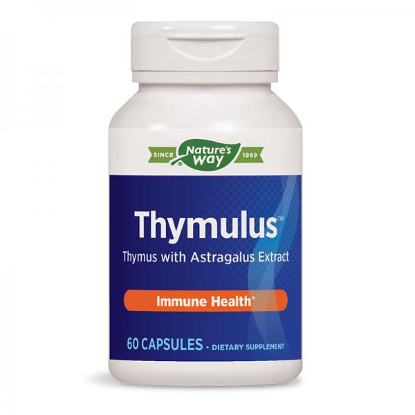 Тимулус™ (подкрепа на тимусната жлеза) 450 mg Nature's Way - 1