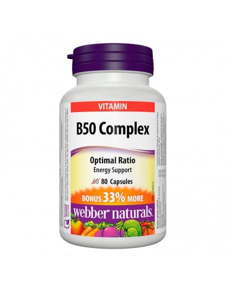 Витамин В50 комплекс Webber - 2