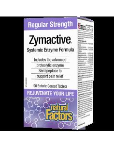 Zymactive® Протеолитични ензими Natural Factors - 1