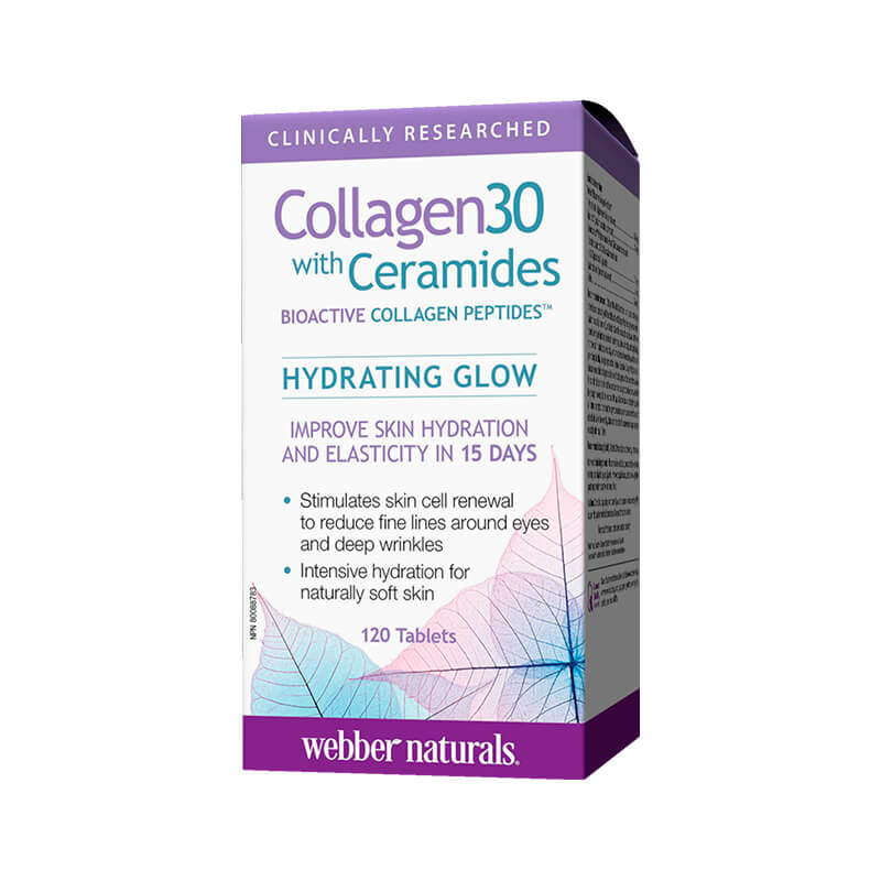 Collagen30 with Ceramides/ Колаген 30 + Серамиди х 120 таблетки