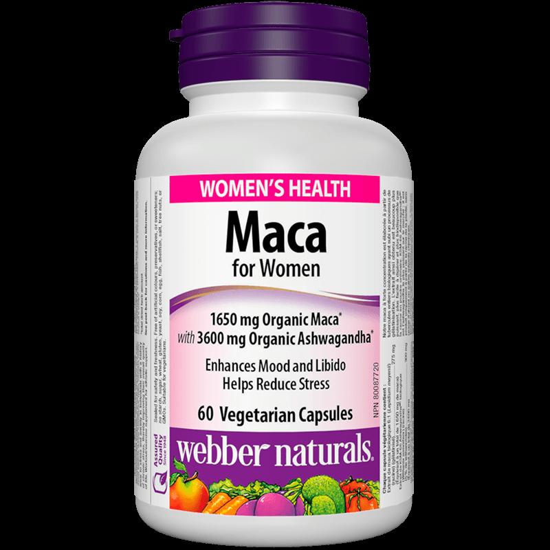 Maca for Women/ Мака за жени х 60 капсули
