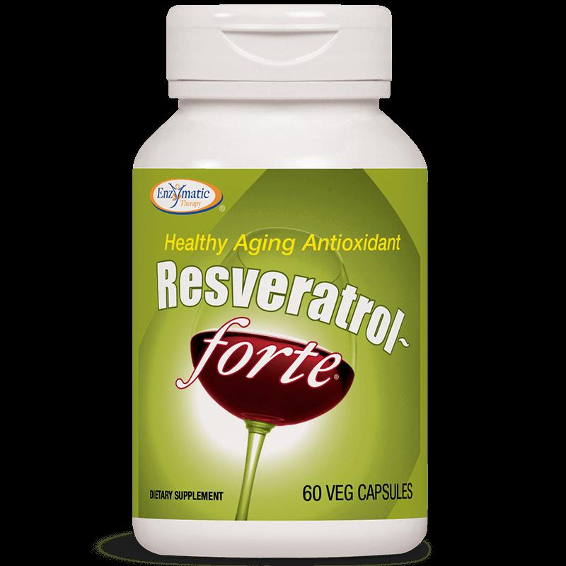 Resveratrol-Forte/ Ресвератрол-Форте x 60 капсули