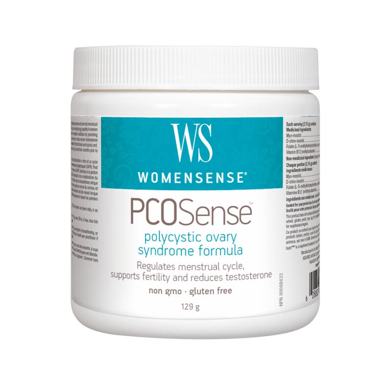 PCOSense™ WomenSense®/ Формула при Поликистозен Овариален Синдром х 129 g пудра