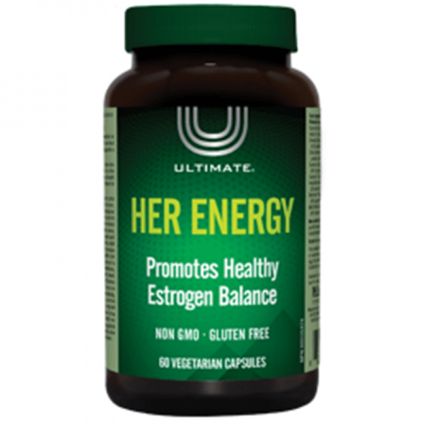 Her Energy™ Ultimate™ (Естроген формула за жени) 488 mg Natural Factors - 1