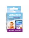 Витамин D3 капки 400 IU /1 x 15 ml/ Webber - 1