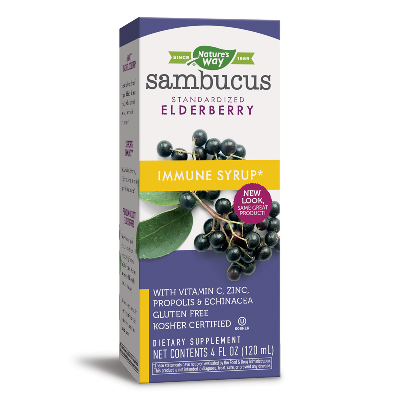 Sambucus Immune Syrup/ Самбукус Immune сироп х 120 ml