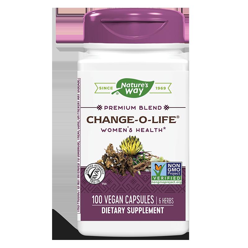 Change-O-Life®/ Чейндж-О-Лайф® х 100 капсули
