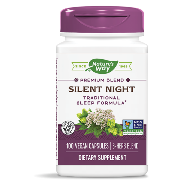 Спокойна нощ (Silent Night) 440 mg Nature's Way - 1