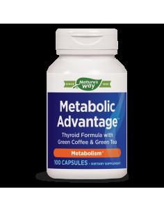 Metabolic Advantage™ 660 mg Nature's Way - 1