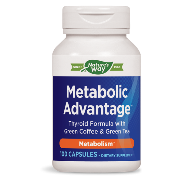Metabolic Advantage™ 660 mg Nature's Way - 1