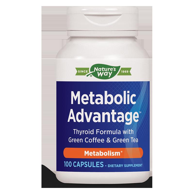 Metabolic Advantage™ x 100 капсули