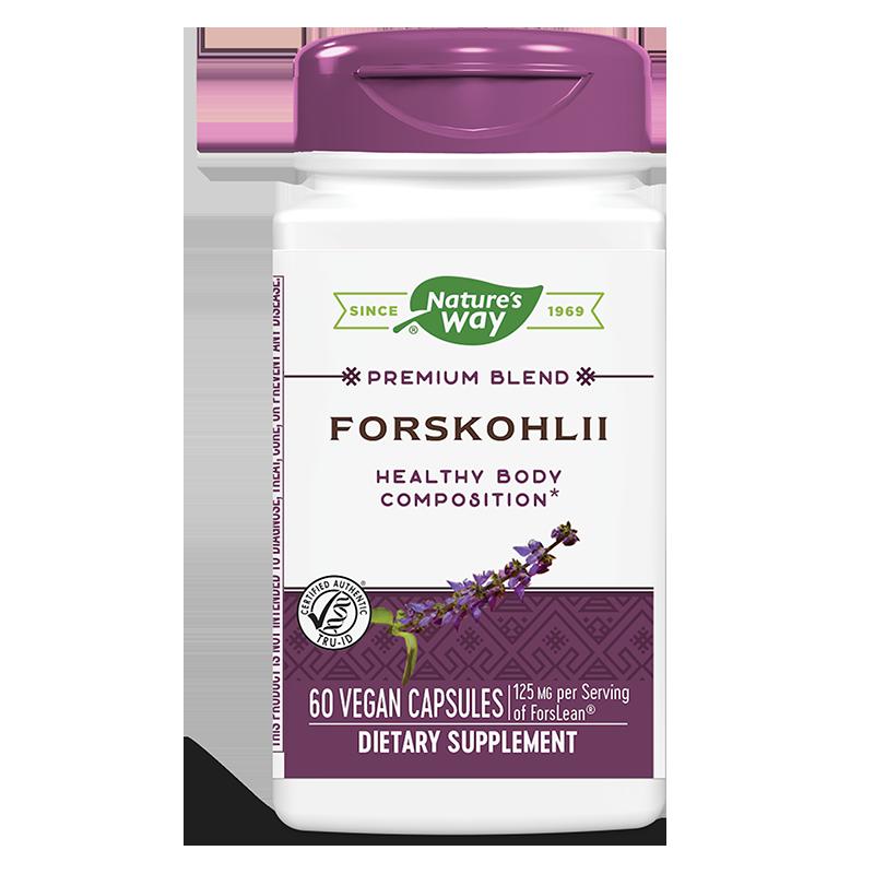 Forskohlii/ Форсколий 250 mg х 60 капсули