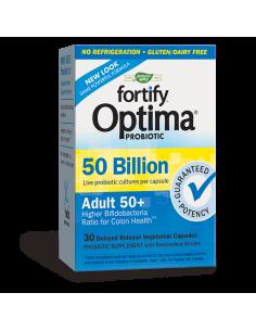 Примадофилус оптима 50+ (50 млрд. активни пробиотици) Nature's Way - 1