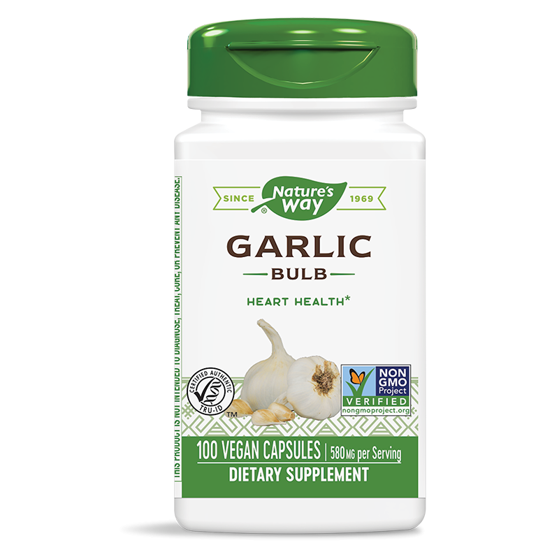 Garlic Bulb/ Чесън (луковица) 580 mg х 100 капсули