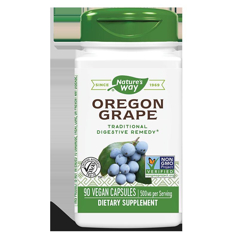 Oregon Grape/ Орегонско грозде 500 mg х 90 капсули