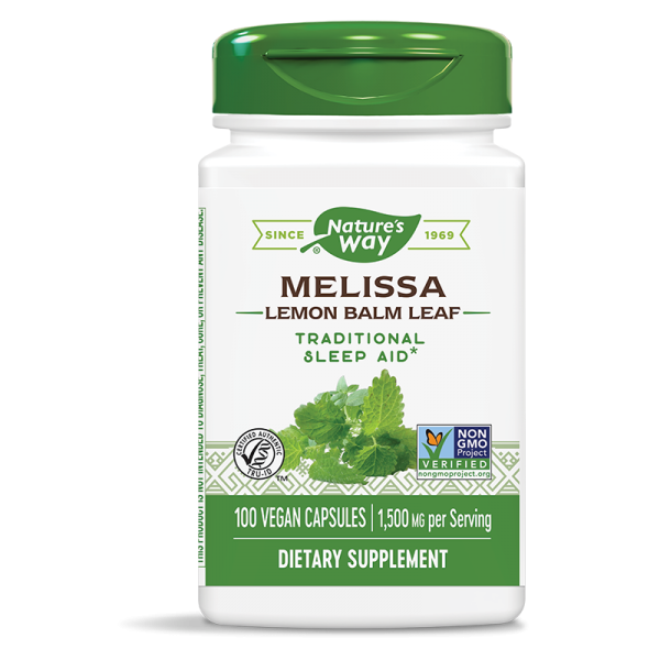 Маточина (лист) 500 mg Nature's Way - 1
