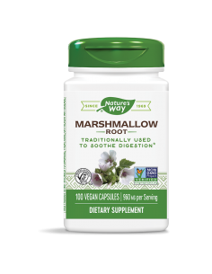 Бяла ружа (корен) 480 mg x 100 капс. Nature's Way - 1