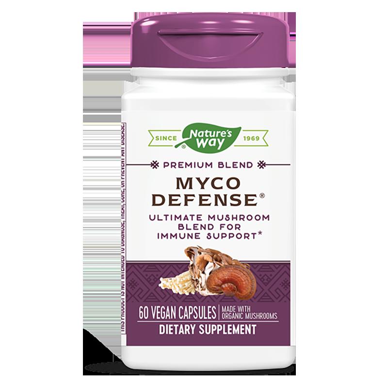 Myco Defense®/ Мико Дифенс® х 60 капсули