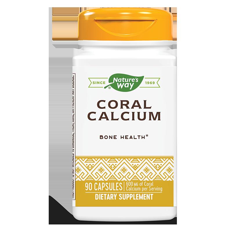 Coral Calcium/ Kалций от корали х 90 капсули