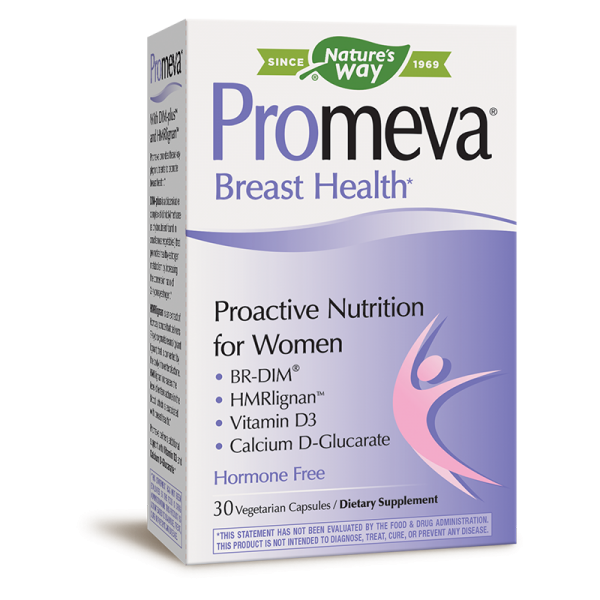 Promeva® Breast Health 363 mg Nature's Way - 1