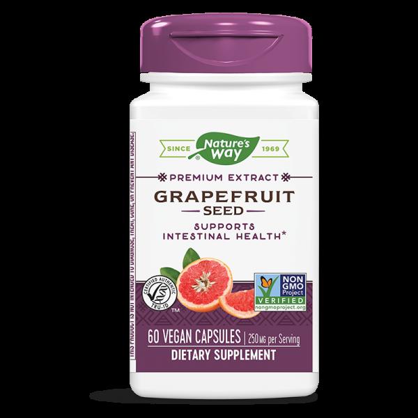 Грейпфрут Семена 250 mg х 60 капс. Nature's Way - 1