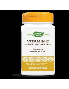 Витамин С & Биофлавони 500 mg Nature's Way - 1
